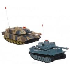 Ginzzu Набор танков на радиоуправлении Танковый бой
