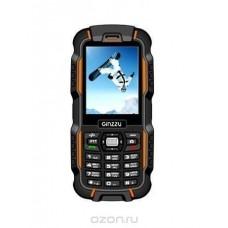 Ginzzu R6 Dual, Black Orange