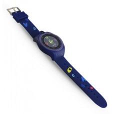 """Смарт-часы Ginzzu GZ-507 1.44"""" IPS, 00-00001095, фиолетовый"""