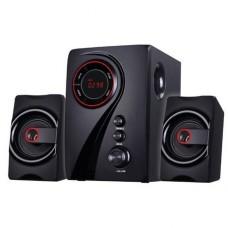 Компьютерная акустика Ginzzu GM-406 черный