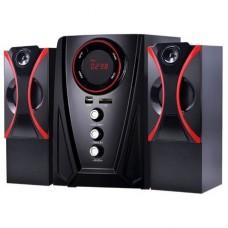 Компьютерная акустика Ginzzu GM-407 черный