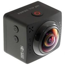 Экшн-камера Ginzzu FX-1000GLi черный