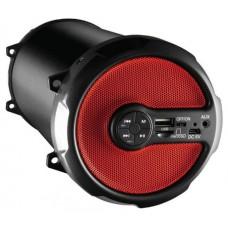 Акустическая система 2.1 Ginzzu GM-987B Черно-красный