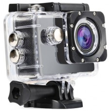 Экшн камера Ginzzu FX115GL Black