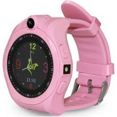 Детские часы с GPS поиском Ginzzu GZ-507 pink  1.44'' Touch  nano-SIM 16832