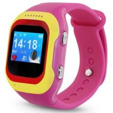 Детские часы-телефон Ginzzu 13234 501 pink  0.98''  micro-SIM