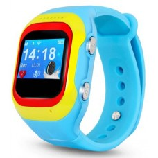 Детские часы-телефон Ginzzu 14222 501 blue  0.98''  micro-SIM