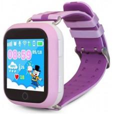 Детские часы-телефон Ginzzu 14385 503 pink  1.54'' Touch  nano-SIM