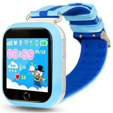 Детские часы-телефон Ginzzu 14226 503 blue  1.54'' Touch  nano-SIM