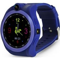Детские часы с GPS поиском Ginzzu GZ-507 violet  1.44'' Touch  nano-SIM 16833