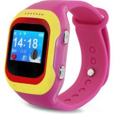 Детские умные часы Ginzzu GZ-501 pink