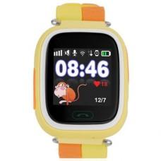 Смарт-часы Ginzzu GZ-505, желтый