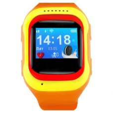 Смарт-часы Ginzzu GZ-501, оранжевый