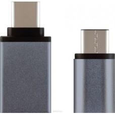 Ginzzu GC-885B, Black комплект переходников Type-C - microUSB / USB 3.0