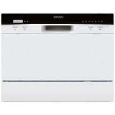 Компактная посудомоечная машина Ginzzu DC 361