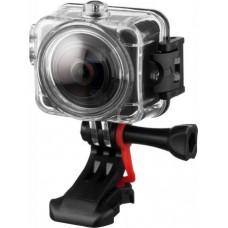 Экшн-камера Ginzzu FX-1000GLi (черный)