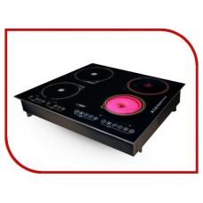 Варочная панель Ginzzu HCI-479 Black