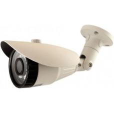 "Камера Видеонаблюдения GINZZU HAB-2032S уличная камера 4 в1 (AHD,TVI,CVI,CVBS) 2.0Mp (1/3.6"""" Sony323 Сенсор, ИК подстветка до 20м, металлический корп"