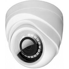 """Камера Видеонаблюдения GINZZU HAD-2031P купольная камера 4 в1 (AHD,TVI,CVI,CVBS) 1.0Mp (1/4"""""""" PS5220 Сенсор, ИК подстветка до 20м"""