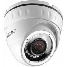 """Камера Видеонаблюдения GINZZU HAD-2035S купольная камера 4 в1 (AHD,TVI,CVI,CVBS) 2.0Mp (1/4"""""""" Sony323 Сенсор, ИК подстветка до 20м"""